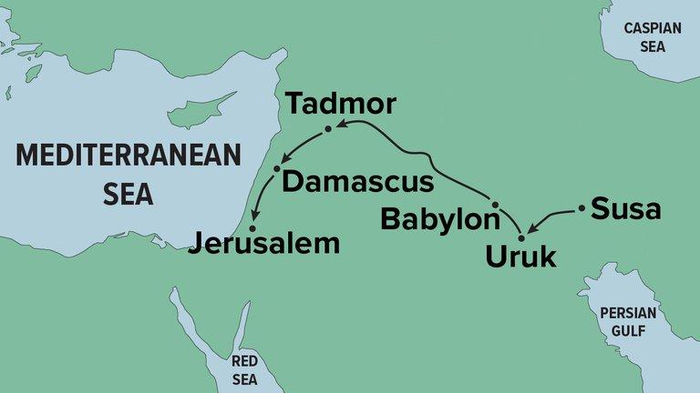 Journey to Jerusalem | Ezra
