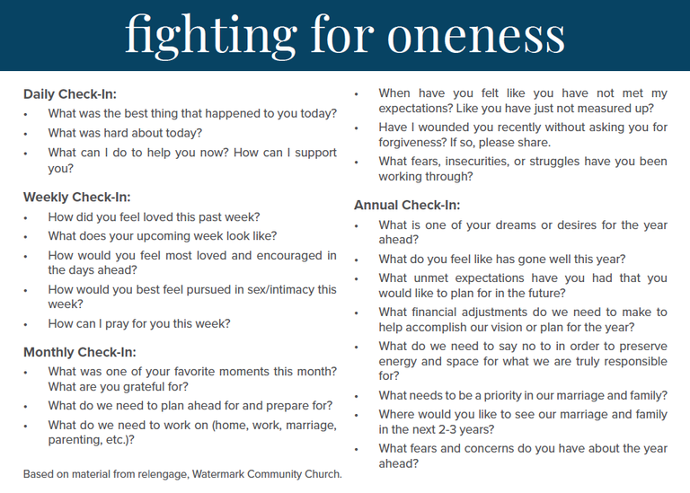 Fighting for Oneness Card