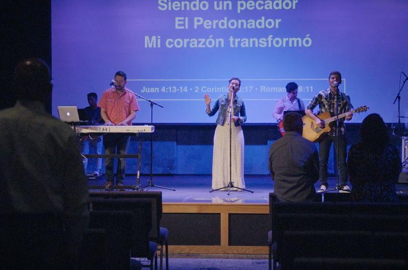 Grace en Espanol