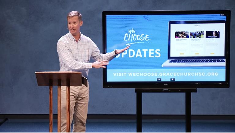 We Choose Update | Bill White