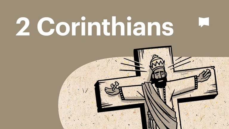 The Bible Project 2 Corinthians Overview