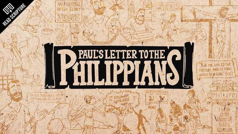 Bible Project: Philippians